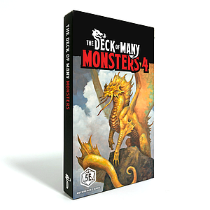 The Deck of Many: Monsters 4
