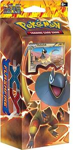 Pokemon Trading Card Game: XY Flashfire Brilliant Thunder Heliolisk Theme Deck