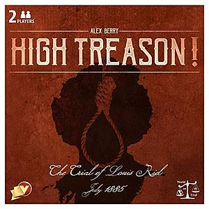High Treason! The Trial of Louis Riel (Second Edition)