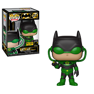 Pop! Heroes Batman Vinyl Figure Batman (The Dawnbreaker) #253 Hot Topic Exclusive