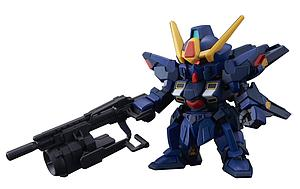 Gundam SD Gundam Cross Silhouette Model Kit: #10 Sisquiede (Titans Color)