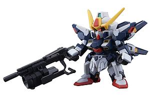 Gundam SD Gundam Cross Silhouette Model Kit: #09 Sisquiede