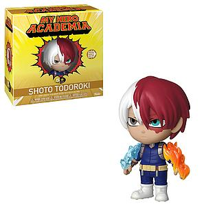 5 Star My Hero Academia Vinyl Figure Shoto Todoroki