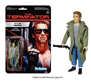 ReAction Figures Terminator Series Kyle Reese (Vaulted)