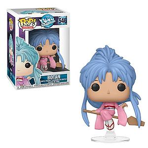 Pop! Animation Ghost Files Yu Hakusho Vinyl Figure Botan #546