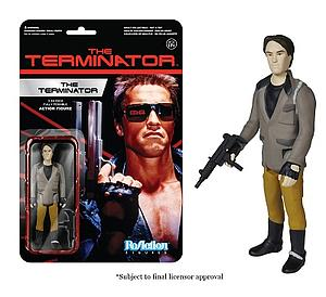 ReAction Figures Terminator Series The Terminator (Vaulted)