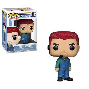 Pop! Rocks NSYNC Vinyl Figure Joey Fatone #114
