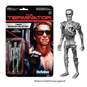ReAction Figures Terminator Series Endoskeleton (Vaulted)
