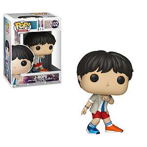 Pop! Rocks BTS Vinyl Figure J-Hope #102