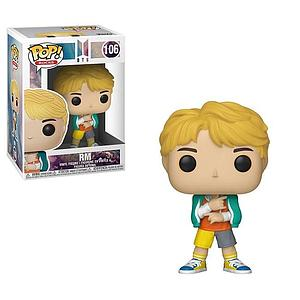 Pop! Rocks BTS Vinyl Figure RM #106