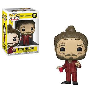 Pop! Rocks Post Malone Vinyl Figure Post Malone #111