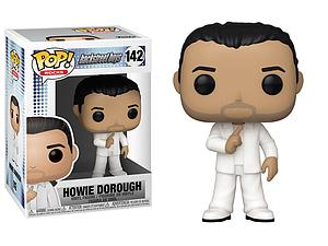 Pop! Rocks Backstreet Boys Vinyl Figure Howie Dorough #142