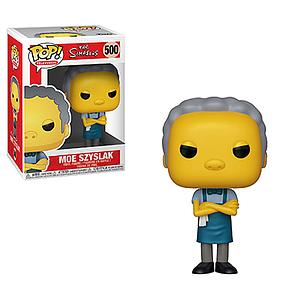 Pop! Television The Simpsons Vinyl Figure Moe Szyslak #500