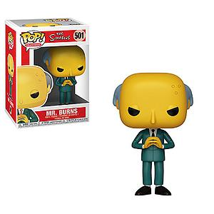 Pop! Television The Simpsons Vinyl Figure Mr. Burns #501
