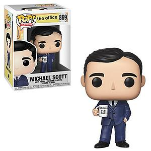 Pop! Television The Office Vinyl Figure Michael Scott #869
