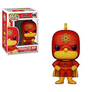 Pop! Television The Simpsons Vinyl Figure Radioactive Man #496