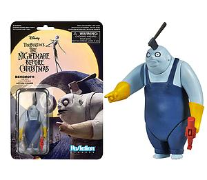 ReAction Figures Nightmare Before Christmas Series Behemoth