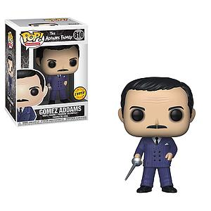 Pop! Television The Addams Family Vinyl Figure Gomez Addams #810 (Chase)