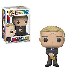 Pop! Television Wheel of Fortune Vinyl Figure Pat Sajak #774