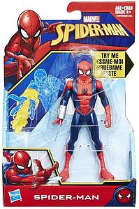 "Marvel Spider-Man 6"" Action Figure Spiderman (Quick Shot)"