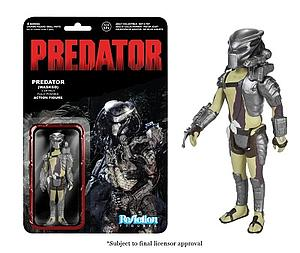 ReAction Figures Predator Series Masked Predator