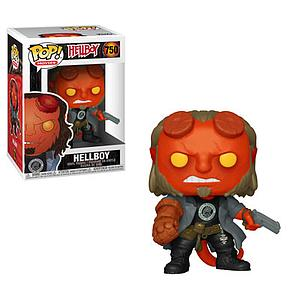 Pop! Movies Hellboy Vinyl Figure Hellboy #750