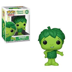 Pop! Ad Icons Green Giant Vinyl Figure Sprout #43