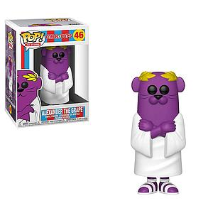 Pop! Icons Otter Vinyl Figure Alexander the Grape