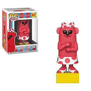 Pop! Ad Icons Otter Pops Vinyl Figure Strawberry Short Kook #47
