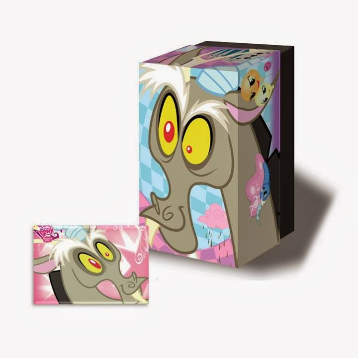 My Little Pony Friendship is Magic Trading Cards: Discord Collector's Box