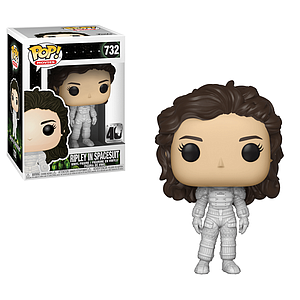 Pop! Movies Alien Vinyl Figure Ripley with Spacesuit