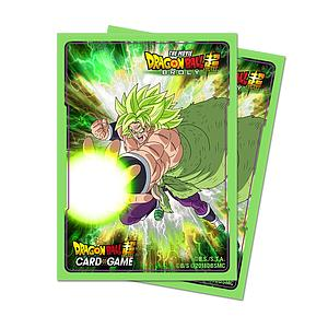 Dragon Ball Super - Broly Standard Card Sleeves (66mm x 91mm)