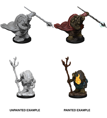 Dungeons & Dragons Nolzur's Marvelous Unpainted Miniatures: Tortles Adventures