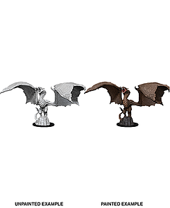 Dungeons & Dragons Nolzur's Marvelous Unpainted Miniatures: Wyvern