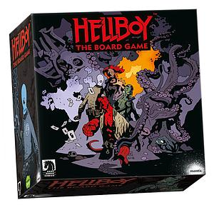 Hellboy: The Board Game (Collector's Edition)