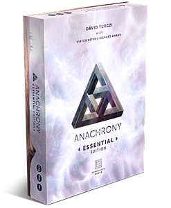 Anachrony (2nd Edition)