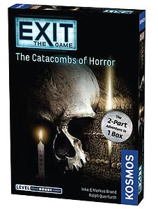 Exit: The Game - The Catacombs of Horror