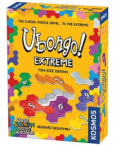 Ubongo! Extreme Fun-Sized Edition