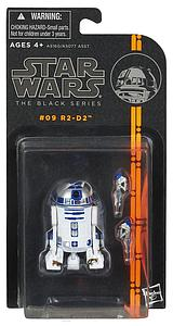 "Star Wars The Black Series 3.75"" Action Figure R2-D2 #09"