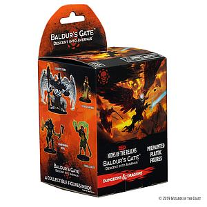 Dungeons & Dragons Icons of the Realms: Booster Set
