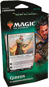 Magic the Gathering: War of the Spark - Planeswalker Deck A