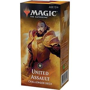 Magic the Gathering: 2019 Challenger Deck - United Assault