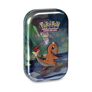 Pokemon Trading Card Game: Kanto Friends Mini Tin (Charmander)