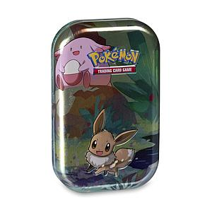 Pokemon Trading Card Game: Kanto Friends Mini Tin (Eevee)