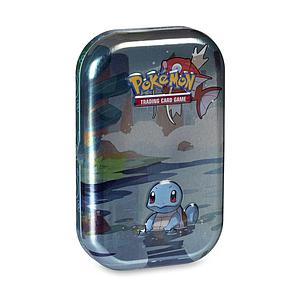 Pokemon Trading Card Game: Kanto Friends Mini Tin (Squirtle)