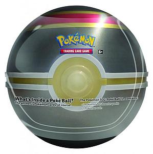 Pokemon Trading Card Game: Luxury Ball Tin