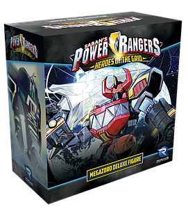 Power Rangers: Megazord Deluxe Figure