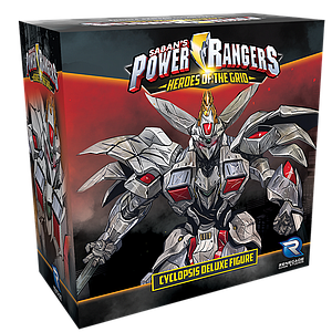 Power Rangers: Cyclopsis Deluxe Figure