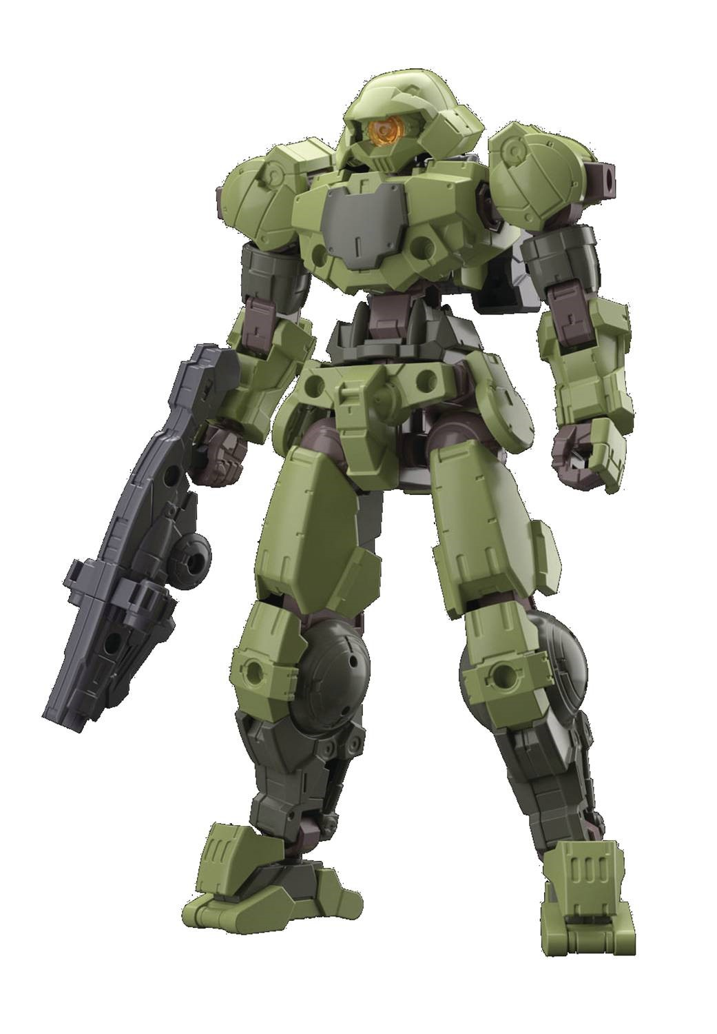 30MM bEXM-15 1/144 Scale Model Kit: #04 Portanova (Green)