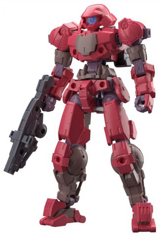 30MM bEXM-15 1/144 Scale Model Kit: #06 Portanova (Red)